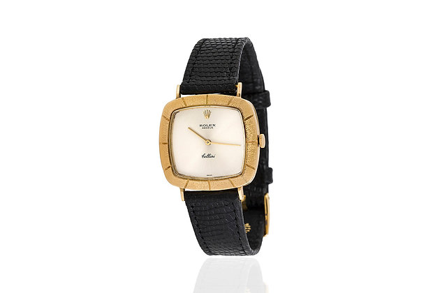 Rolex Cellini Watch front view