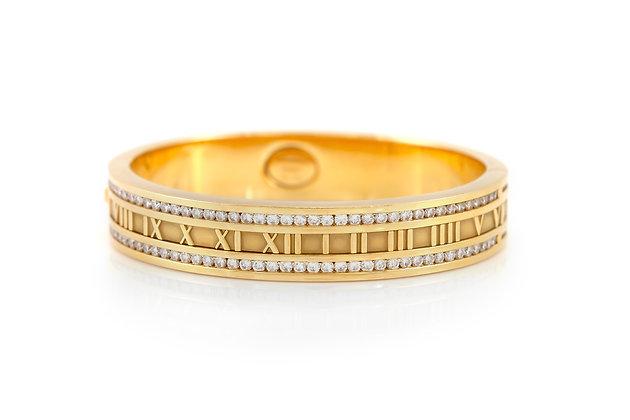 Tiffany & Co. 3.00 Carat Diamond Bracelet front view