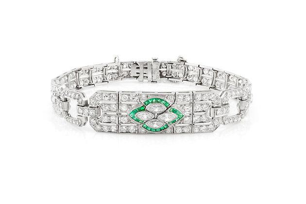 Diamond Bracelet front