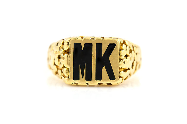 David Webb Gold Ring