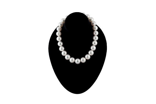 South Sea Pearl Necklace front