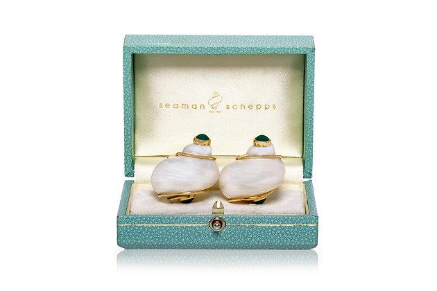 Seaman Schepps Seashell Earrings