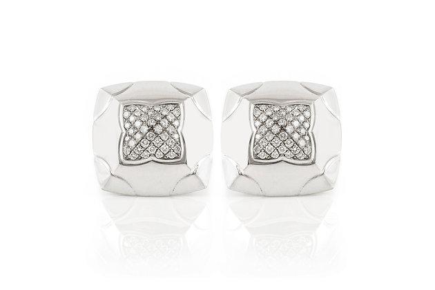 Bvlgari Piramide Diamond Earrings