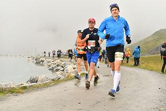Jungfrau-Marathon 2019 Kleine Scheidegg.