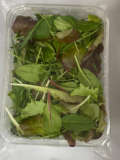 Mixed baby lettuce (100g)