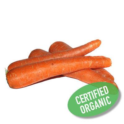 Carrot - Organic 甘荀 (400g)