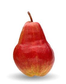 有機紅巴特梨 Organic Red Bartlett Pear from Argentina (400g)