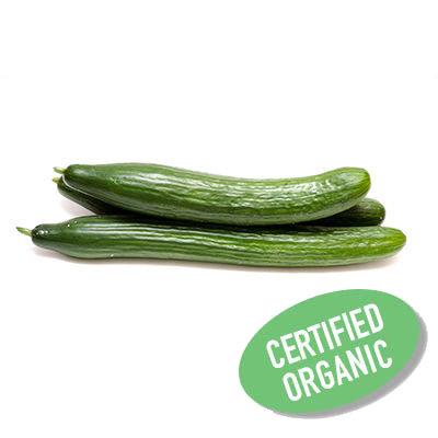 Cucumber - Organic 青瓜 (300g)