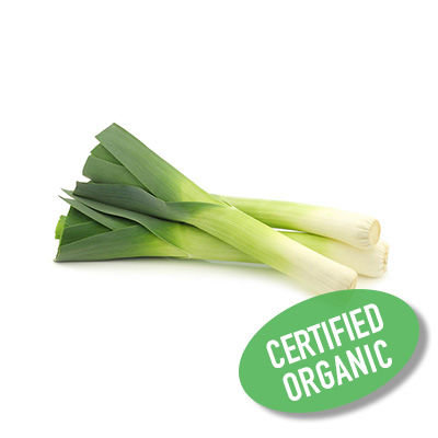Leeks - Organic 大蒜 (500g)