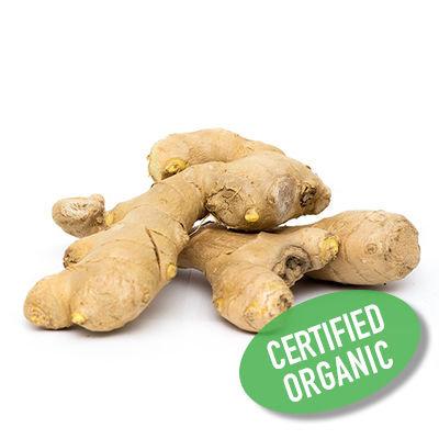 Ginger - Organic 薑 (200g)