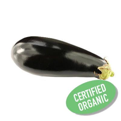 Eggplant- Organic 茄子 (400g)