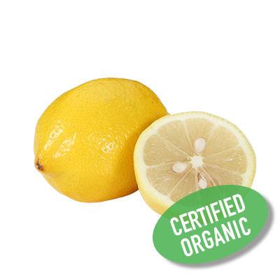 Lemon - Organic 檸檬 (360g)