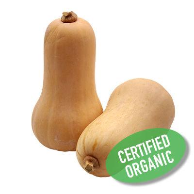 Pumpkin Butternut - Organic 牛油南瓜 (1100g)