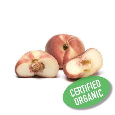 Spanish Flat Peach - Organic 西班牙扁桃 (400g)