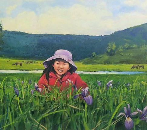 """""""In the Wild Iris"""""""