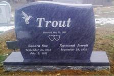Monument 33 (Trout)
