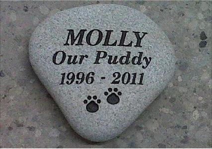 Garden Stone (Molly)