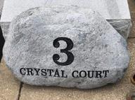Large Boulder (Crystal Court)