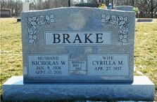 Monument 5 (Brake)
