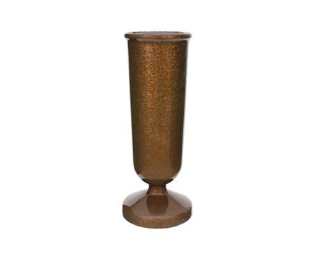 Bronze Gem Vase $120