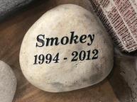 Garden Stone (Smokey)