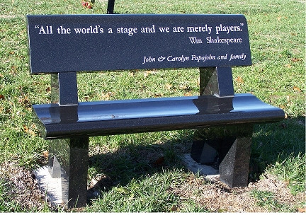 Quote Bench