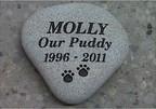 Pet Memorial 2 (Molly)