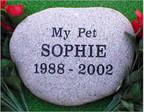 Pet Memorial 5 (Sophie)