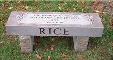 Rice Bench