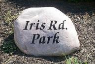 Large Boulder (Iris Park)