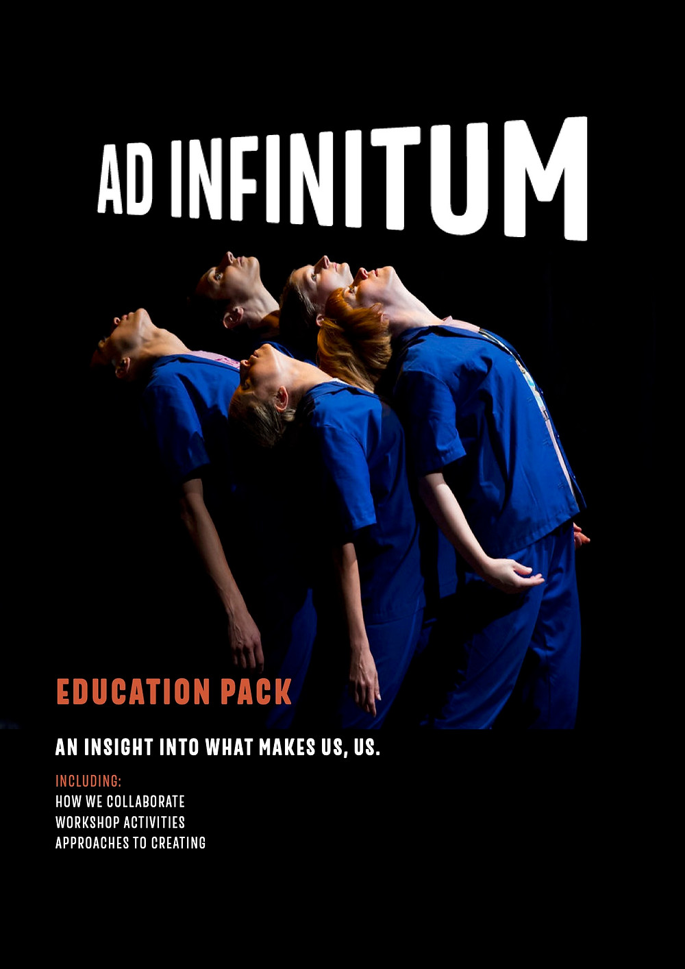 Ad Infinitum Education Pack, written by Kieran Burgess