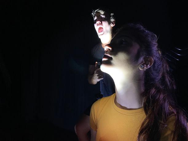 Kieran Burgess Workshop - Lighting design