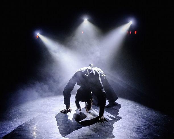 Solo Theatre workshops by Kieran Burgess
