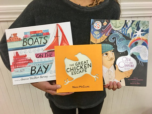 "BOATS included on FuseEight's 2018 ""Best of Fictionalized Nonfiction"" list"
