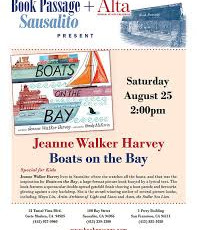Indie Bookseller Day!  Book Passage  By The Bay in Sausalito