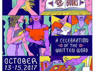 Southern Festival of Books: Oct 13-15