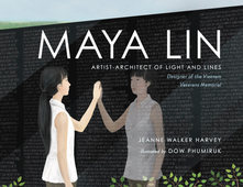 Maya Lin – Artist-Architect of Light and Lines