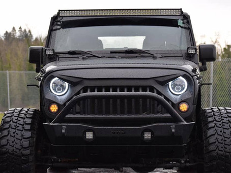 #Saturday Rant - Angry Eye Grills, Halo Headlights & Rough Country Lift Kits - NO!