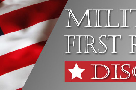 First Responder & Military Discount Program