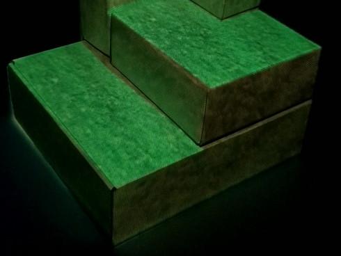 Blank Blocks mapped