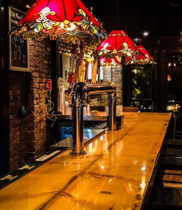 Second Floor - Bar