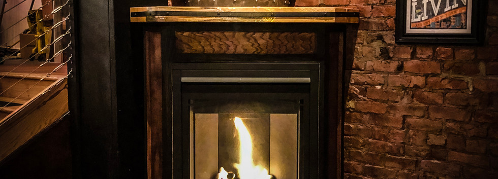 2nd Floor - Fire Place