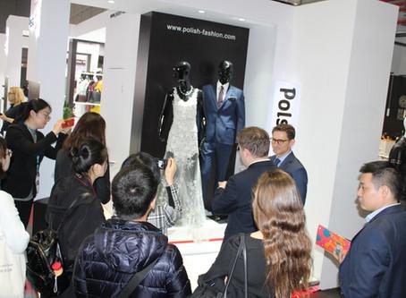 Targi mody CHIC w Szanghaju!