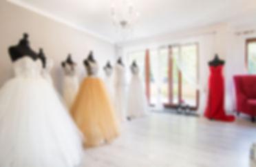 Wedding & evening dresses atelier