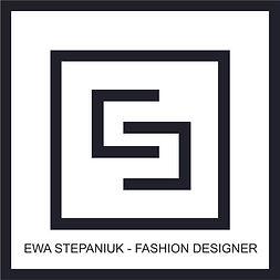 LOGO Ewa Stepaniuk Fashion Designer WHIT