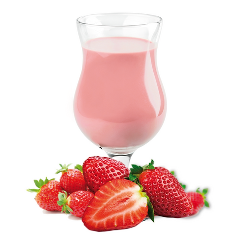 Strawberry Smoothie Meal Replacement