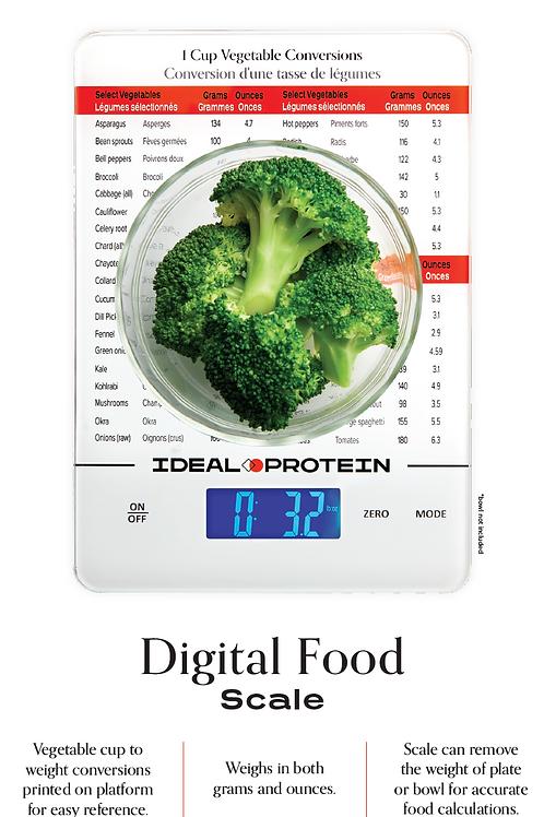 IP Digital Food Scale