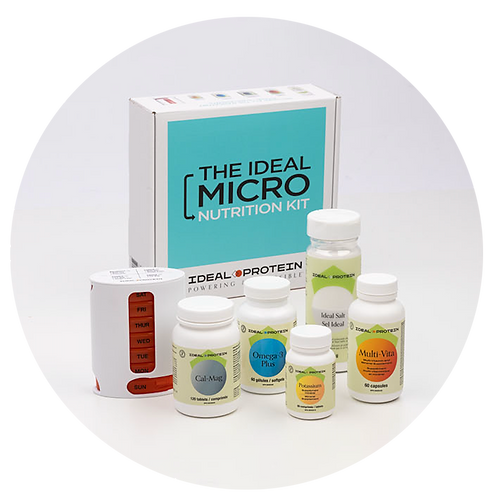 Ideal Micro Nutrition Kit