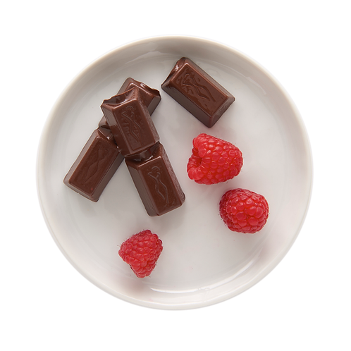 Raspberry Temptation Chocolate Bar