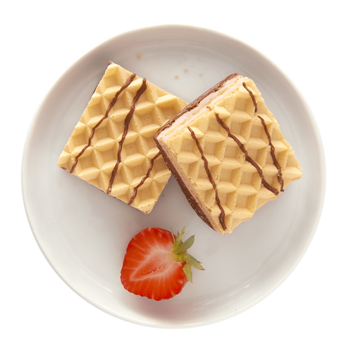 Strawberry Flavoured Wafer